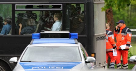 Police arrest would-be school attacker