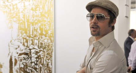 Brad Pitt splashes out €710,000 for Neo Rauch painting