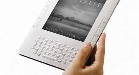 Germany misses out on Kindle e-book device