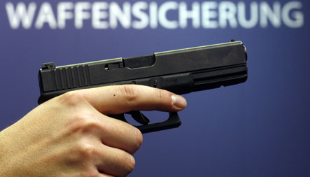 Germany tightens gun laws after massacre