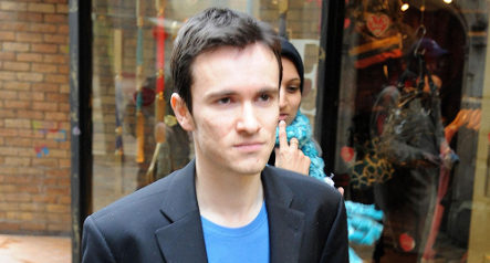 Shoe-throwing German student goes on trial in Cambridge