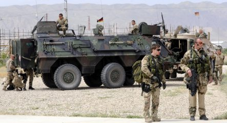 Troops in Afghanistan want more firepower