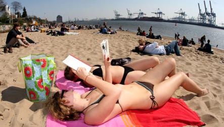 Hamburg and Frankfurt dubbed Germany's most liveable cities