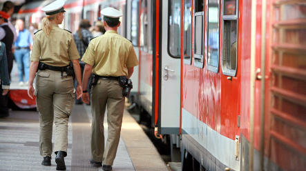 Police under fire for taking first class train seats
