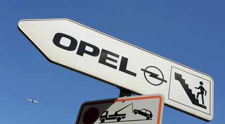 EU wants total review of Opel rescue plan