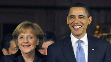 Merkel and Obama to meet for a third time in three months