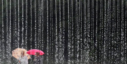 Rubbish 'summer' weather set to continue through weekend