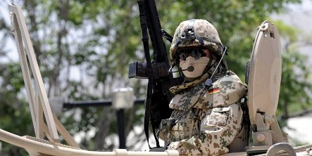 Two German soldiers shot in Taliban attack