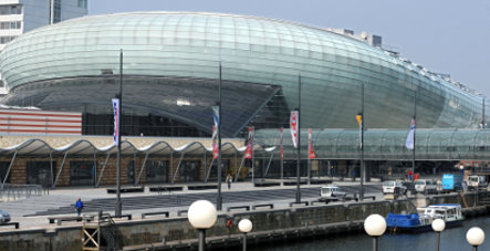 Climate House opens its doors to visitors in Bremerhaven