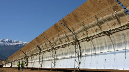 Initiative launches €400-billion African solar power project