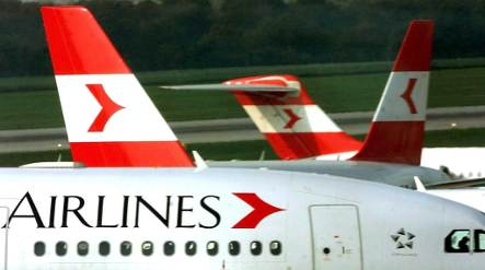 Lufthansa deal with Austrian Airlines nears takeoff