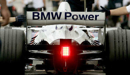 BMW hits the brakes on Formula One racing
