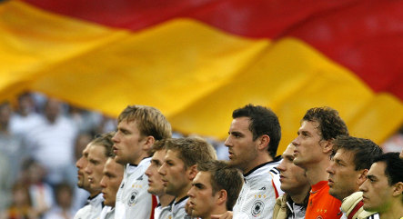 Fewer than half of Germans know their national anthem