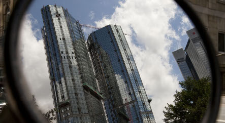 Deutsche Bank probed for spying on board