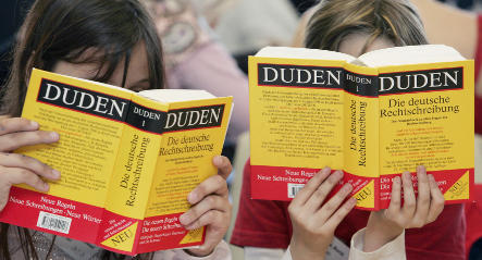 New Duden dictionary adds 5,000 words