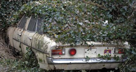 'Stolen' car found in neighbour's garage two years later