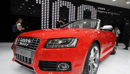 Audi aims to become king of the autobahn at 100