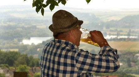 Alcohol abuse spikes for Germans over 50