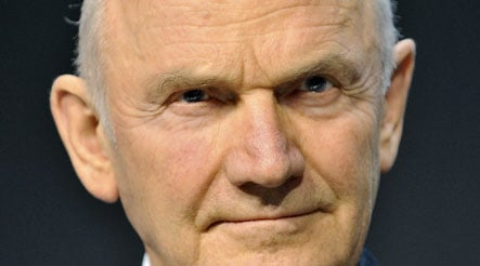 The man in the driver's seat: VW's Ferdinand Piech