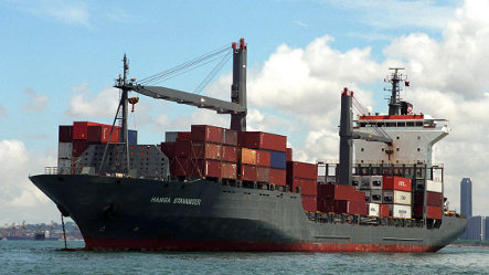 German shippers' pirate problems persist