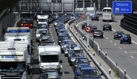 Heavy holiday traffic expected all week