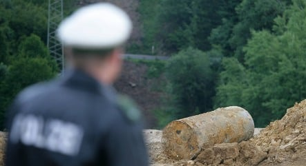 Unstable WWII bomb detonated in Hannover
