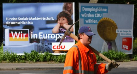 Most Germans want grand coalition to end