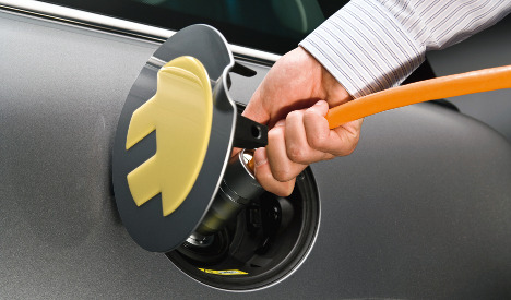 Germany gets amped for electric cars