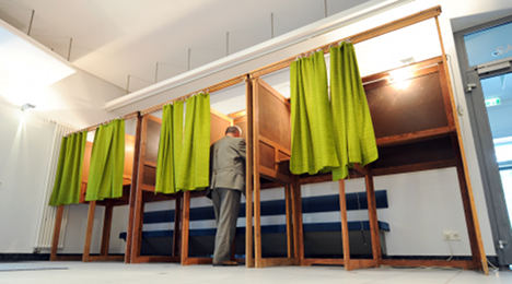 Germany lacks election day volunteers
