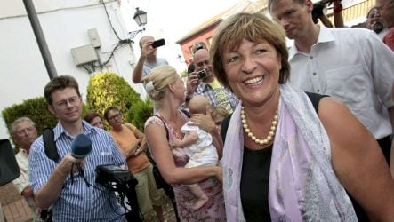 Ulla Schmidt cleared of official car misuse, SPD split on her future