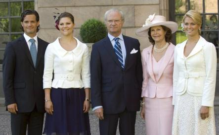 Madeleine has German blood through her mother, Queen Silvia, and her paternal grandmother, Princess Sybilla, who was a princess of Saxe-Coburg and GothaPhoto: Picture Alliance/DPA