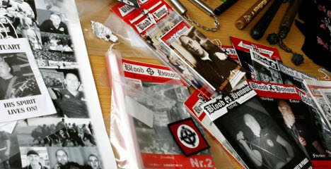 Court rules Nazi slogans are legal if not in German