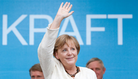 More than half expect new coalition, most see Merkel staying