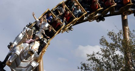 Young boy dies on roller coaster