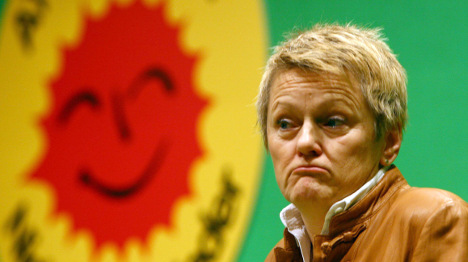 Green party politician says Germans should buy Japanese cars