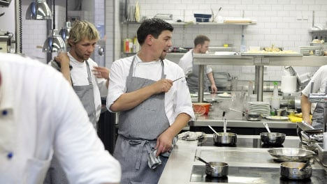 Catching up with Germany's culinary cop Tim Mälzer
