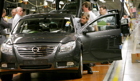 GM reportedly to keep Opel for fear of Russians