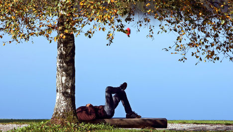 Indian summer to arrive after wet weekend