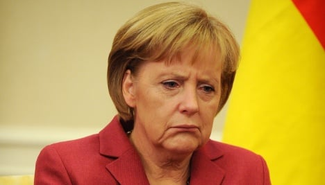 Merkel faces 'hanging chad' election victory