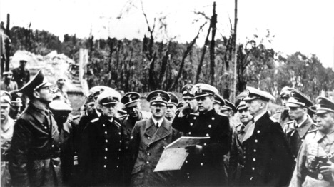 70th anniversary of start to WWII remembered
