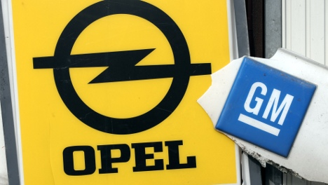 GM expected to reach Opel decision today