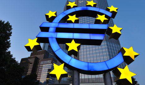 ECB warns against taking eurozone recovery for granted