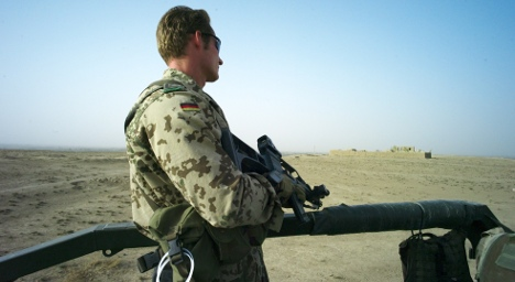 Growing military trauma cases going untreated