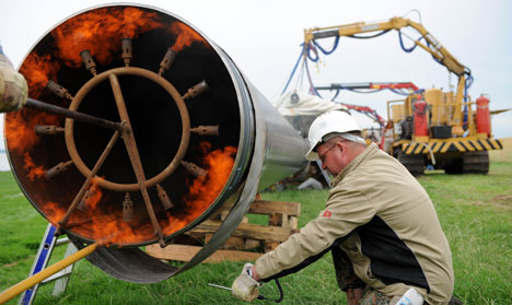 Lower Saxony thought to have huge untapped natural gas reserves