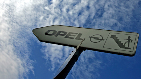 GM reportedly mulling options if Opel deal fails