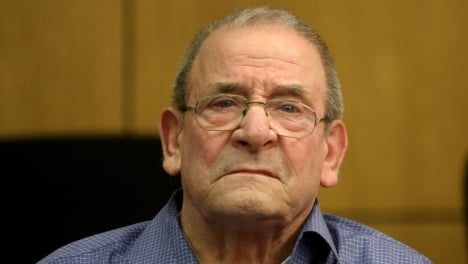 Former Nazi SS hit man goes on trial in Aachen