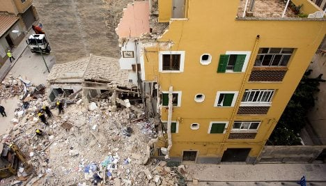 German couple killed in Mallorca building collapse