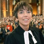 Protestants pick first woman to lead church