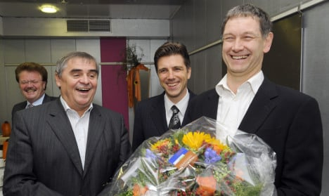 Greens hand power to the right in Saarland