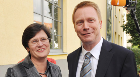 SPD chooses coalition with CDU in Thuringia